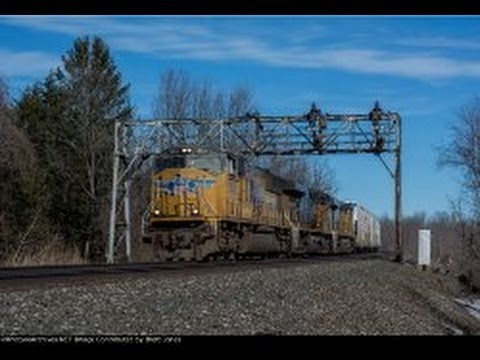 Railfanning the CSX Rochester and Buffalo Terminal Subs NYC Signals (Feat Read Description)