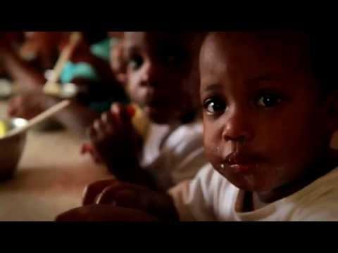 Proyecto de alimentación en Guinea Bissau por la Fundación Dr. Ivan Mañero.