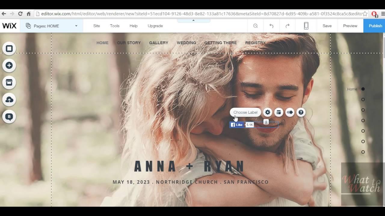 How To Create The Best Wedding Website