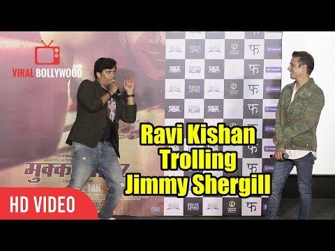 Ravi Kishan Trolling Jimmy Shergill  ...