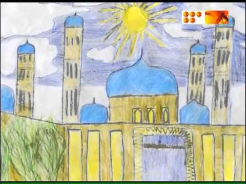 Итоги детского конкурса рисунков Нарисуй Караганду!