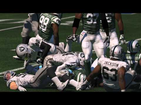 2014 Season, Game 1: Oakland (0-0) vs. New York Jets (0-0)