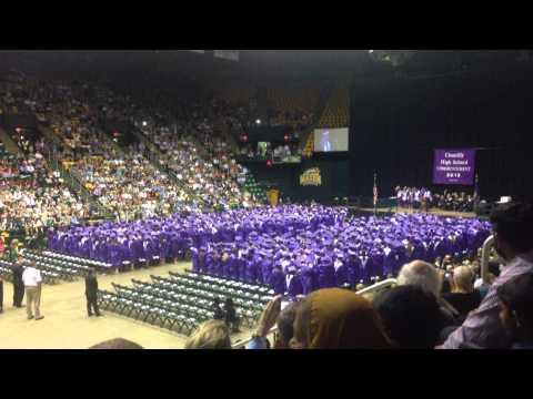 Chantilly High School Graduation 2015