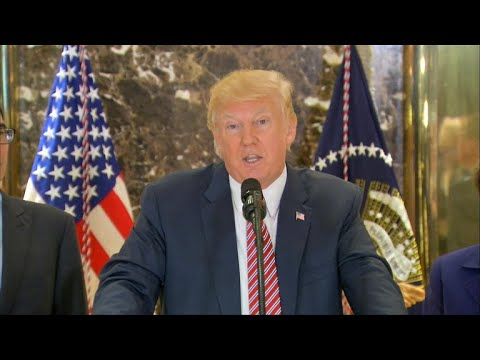 """Trump draws fire for saying """"blame on both sides"""" in Charlottesville"""