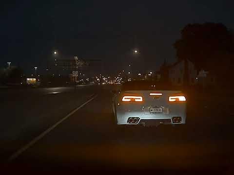 Tesla Dashcam - Camaro Intentionally Causes Collision