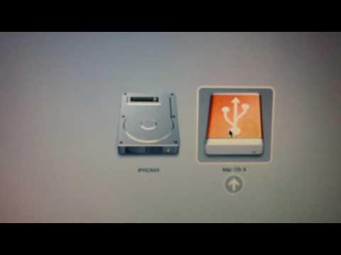 Mac OS X 10.7 Lion Installation