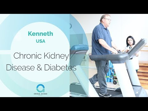 Kenneth, Chronic Kidney Disease Patient Talks about His Stem Cell Treatment