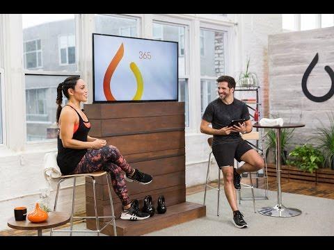 DB365 Phoenix Post Workout Interview 4/1/16