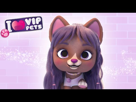 💜 NYLA 💜 VIP PETS 🌈 Full Episodes ✨ CARTOONS and VIDEOS for KIDS in ENGLISH
