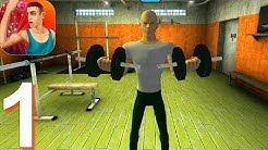 Fitness Gym Bodybuilding Pump - Gameplay Walkthrough Part 1 (Android, iOS)
