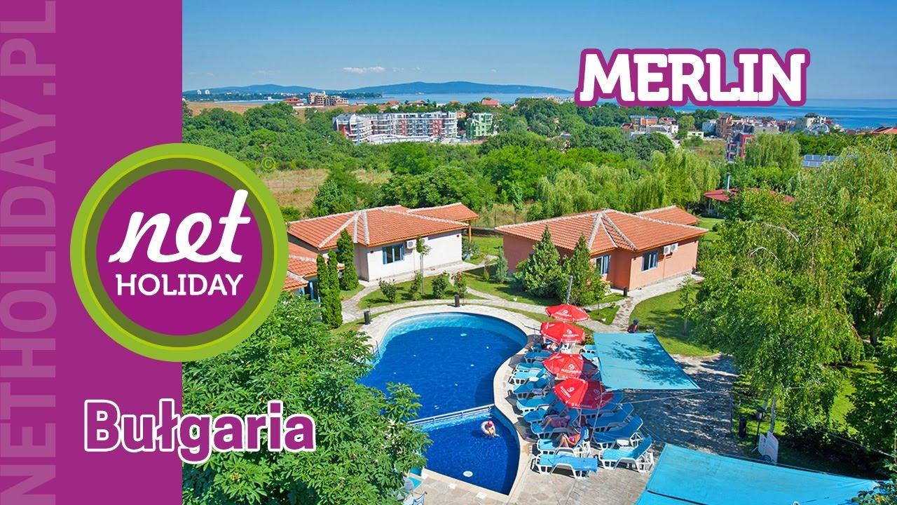 hotel Merlin 4* - BUŁGARIA Słoneczny Brzeg/Lozenec - netholiday.pl ...
