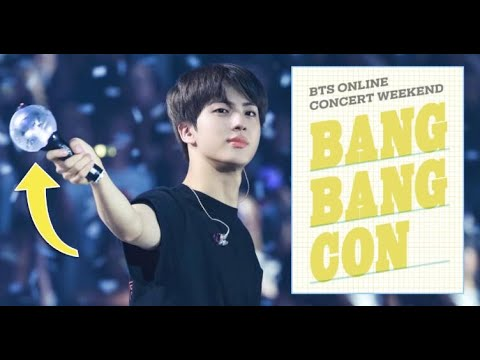 "BTS Announces ARMY Bomb Light Stick Will Sync With ""BANG BANG CON"" Online Concert From Your Own Home"