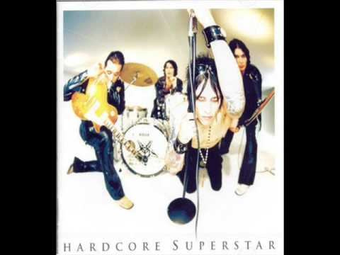 Hardcore Superstar - Things on Fire (Rare recording!)