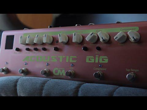 Carl Martin Acoustic GiG - Full Demo