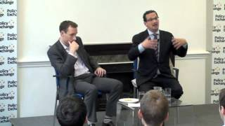 Beyond Industrial Policy with Gary Pisano | 15.05.2012
