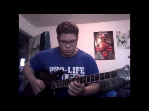 Failure - Breaking Benjamin Guitar Cover (Cole Rolland Version)