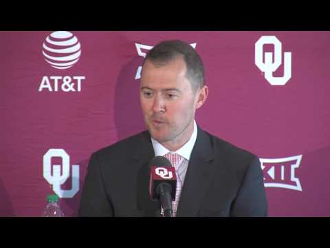 Media Q&A at Stoops Retirement Press Conference