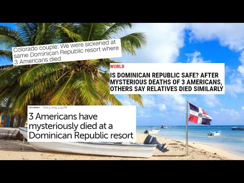 Car Chat: Is The Dominican Republic NOT Safe To Travel To?