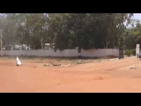 NIGERIA, DRIVING IN DUTSE, JIGAWA 20131011 122302