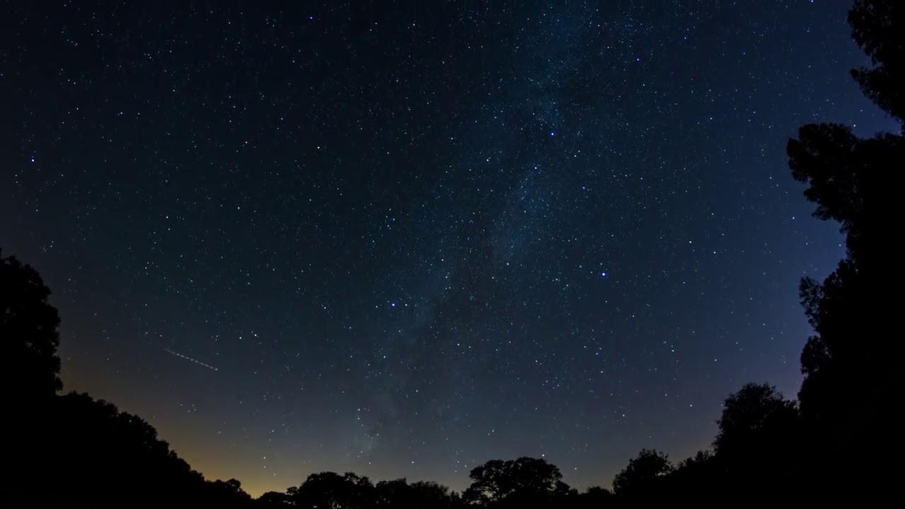 Timelapse star sky FULLHD! Free background video effects hd,background video, background video loop