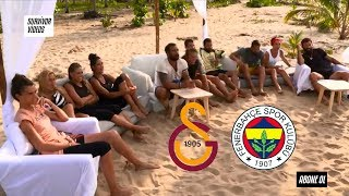 SURVİVOR'DA ALL STAR'IN DERBİ HEYCANI! (ÜMİT KARAN HEYCANDAN YERİNDE DURAMADI)