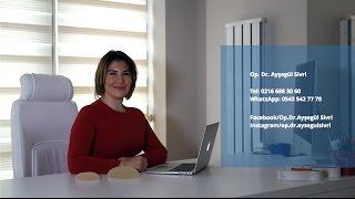 Op. Dr.  Ayşegül Sivri - Meme Küçültme