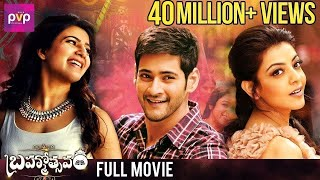 Mahesh Babu Latest Telugu Movie 2017 | Brahmotsavam Full Movie | Samantha | Kajal | Pranitha