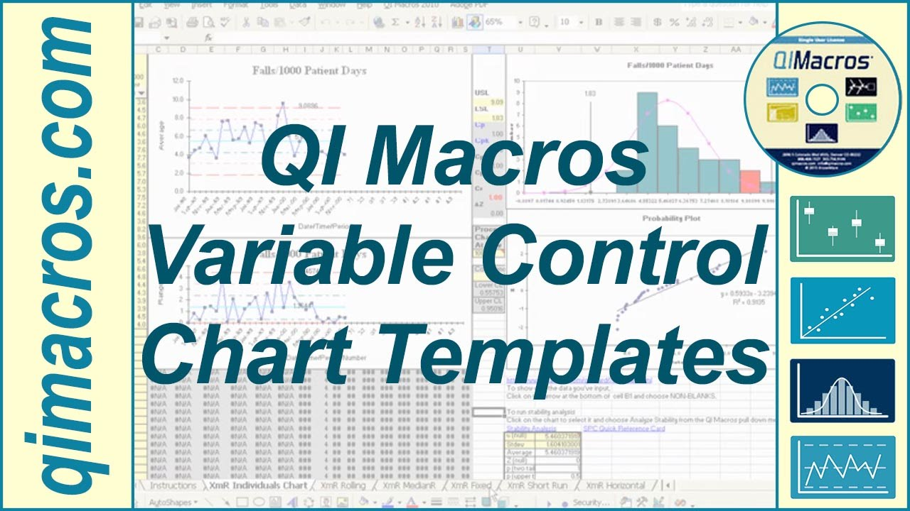 Variable control chart templates in excel video youtube variable control chart templates in excel video alramifo Choice Image