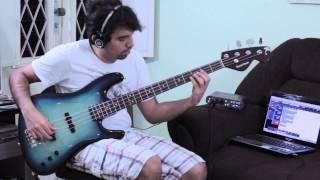 Erasmo Lousada Standard Jazz Bass - Pickups Dimarzio dp123 review by Anderson Jhonny