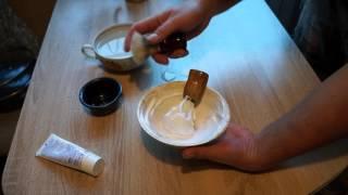 Крем для бритья ОАО Свобода мыльный - тест