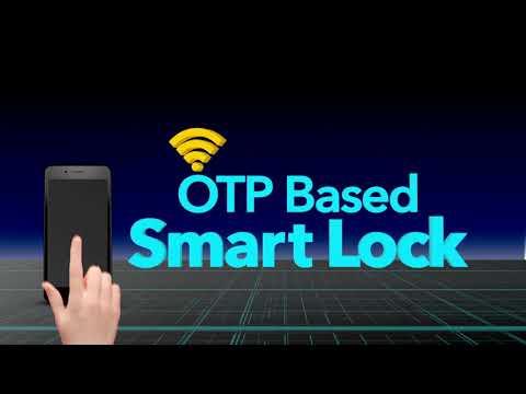 Smart wireless OTP based locking system with Arduino (ENGLISH)
