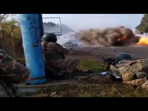 Armenian Army In Heavy Street Fighting With Azerbaijani Forces In Shusha City