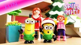 Playmobil Film Deutsch - Minions findet für die Ferien ein neues Zuhause in der Playmobil Luxusvilla