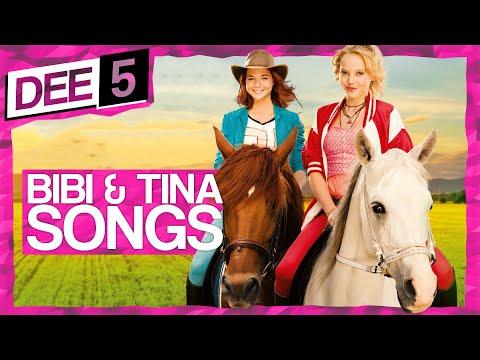 Die 5 besten Bibi und Tina Songs | Dee 5