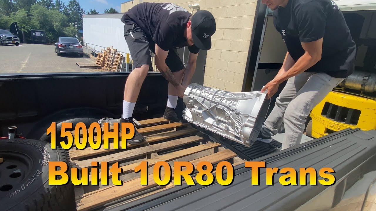 Reaper gets a 1500hp built Trans || New Build