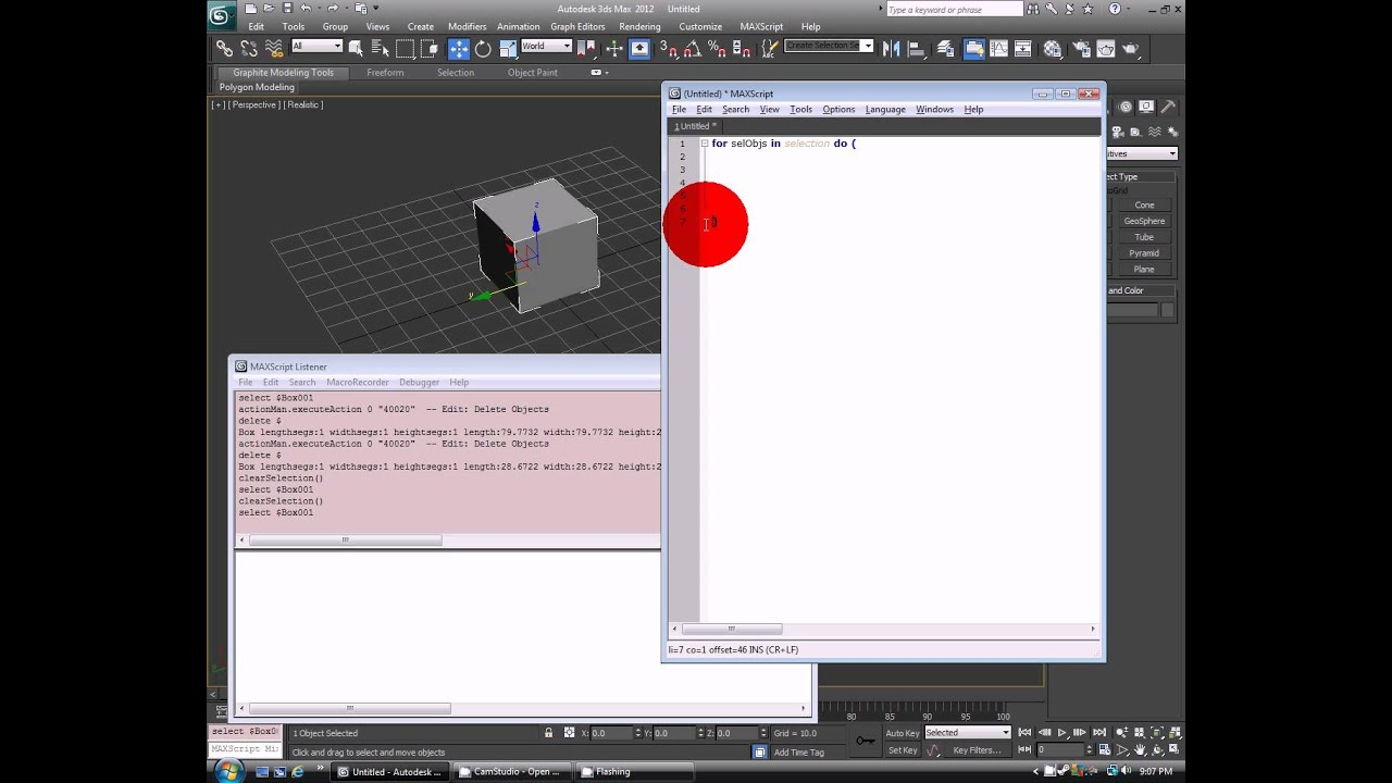 How to create a random position generator in max script using 3ds max