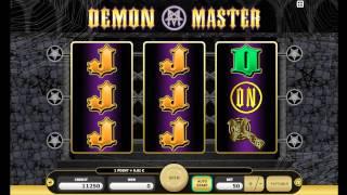 Demon Master Kajot Free Online Slot