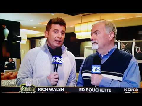 Charlie Batch, Bob Pompeani, Rich Walsh&Ed Bouchette give there predictions for Steelers/Chiefs game
