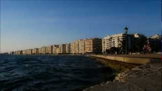 Thessaloniki Greece timelapse- θεσσαλονίκη 2012 [HD1080p]