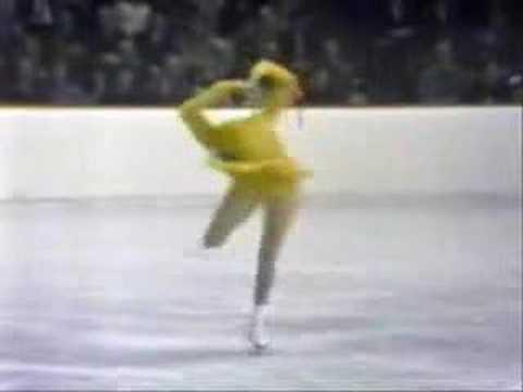 US Ladies Figure Skating Champions - A History