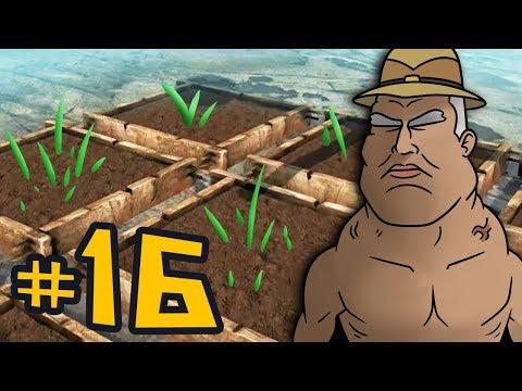ARK: Survival Evolved #16 - Sjin's Farm - YouTube