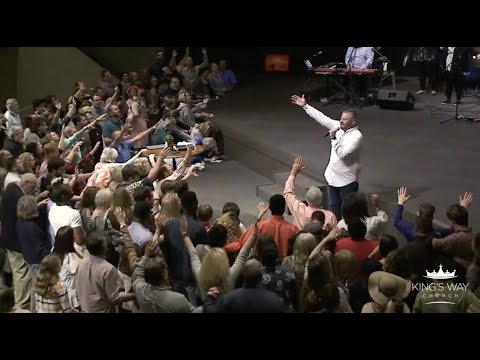 """PART 2: """"Anointed For Breakthrough"""" (11am Service) 4.15.18"""