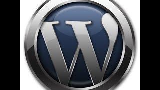 Создание шаблона для Wordpress с нуля урок №2