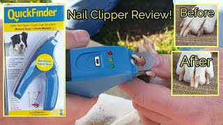 QuickFinder Safety Nail Clipper Review! | Chubby Jumpers
