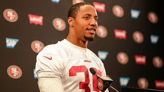 Eric Reid Loving New Role in 49ers Defense