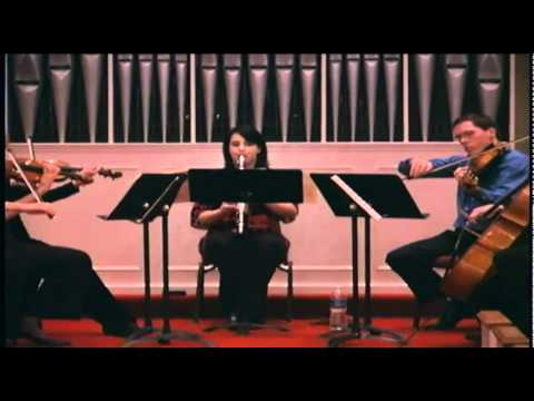 Brahms: Quintet for Clarinet & Strings, Op. 115 (II. Adagio)