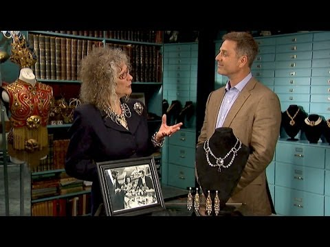 Field Trip | Vintage Joseff of Hollywood Jewelry | Antiques Roadshow