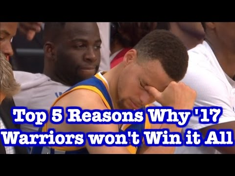 NBA Top 5 Reasons Why Golden State Warriors won