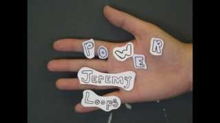 Jeremy Loops- Power (stop animation)