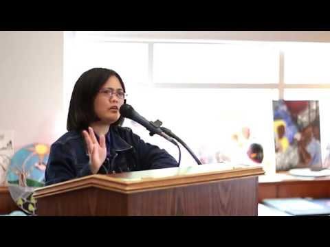 Poetry & Prose: Caroline Cao – (April 27, 2016)